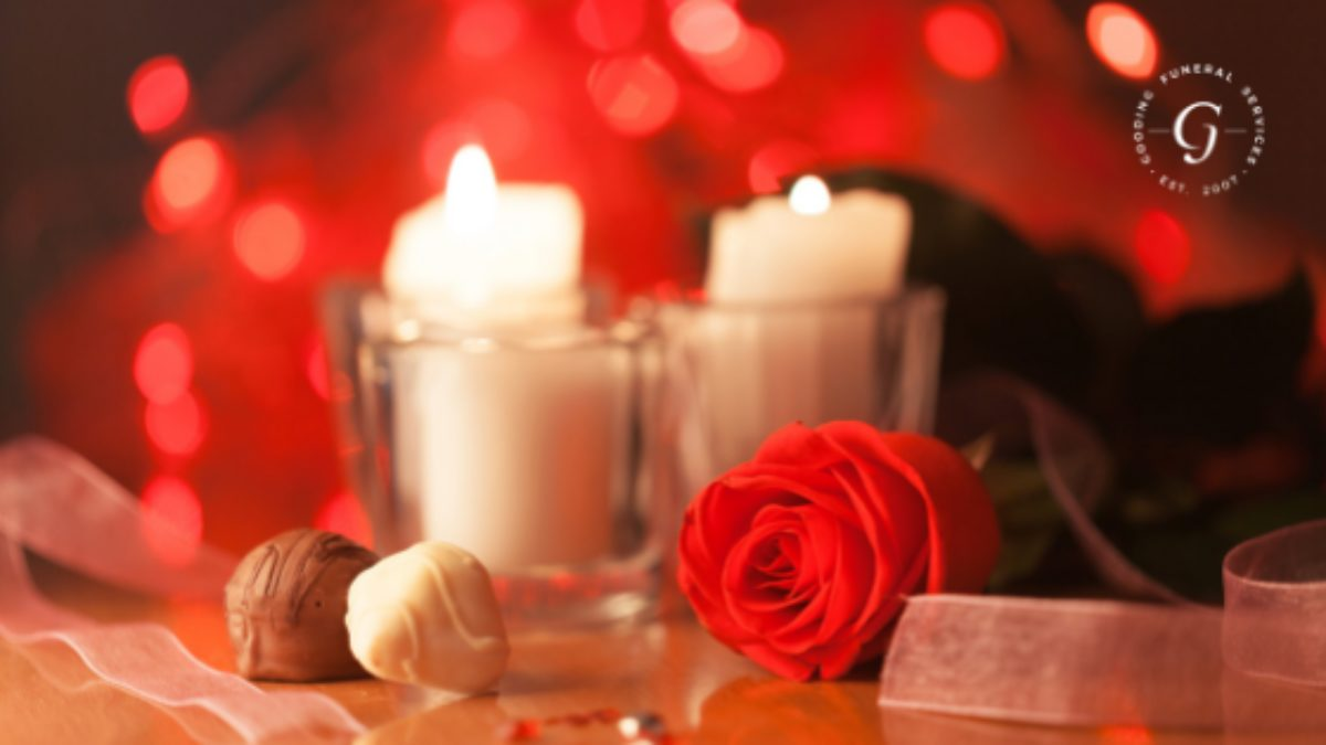 Candles, Roses & Chocolates